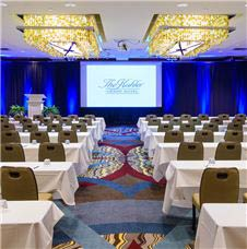 Presentation Layout Meeting at Kahler Grand Hotel