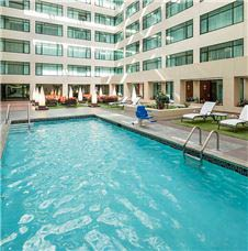 Swimming Pool at Kahler Hotel