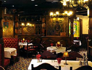 Lord Essex The Steakhouse at The Towers at the Kahler Grand