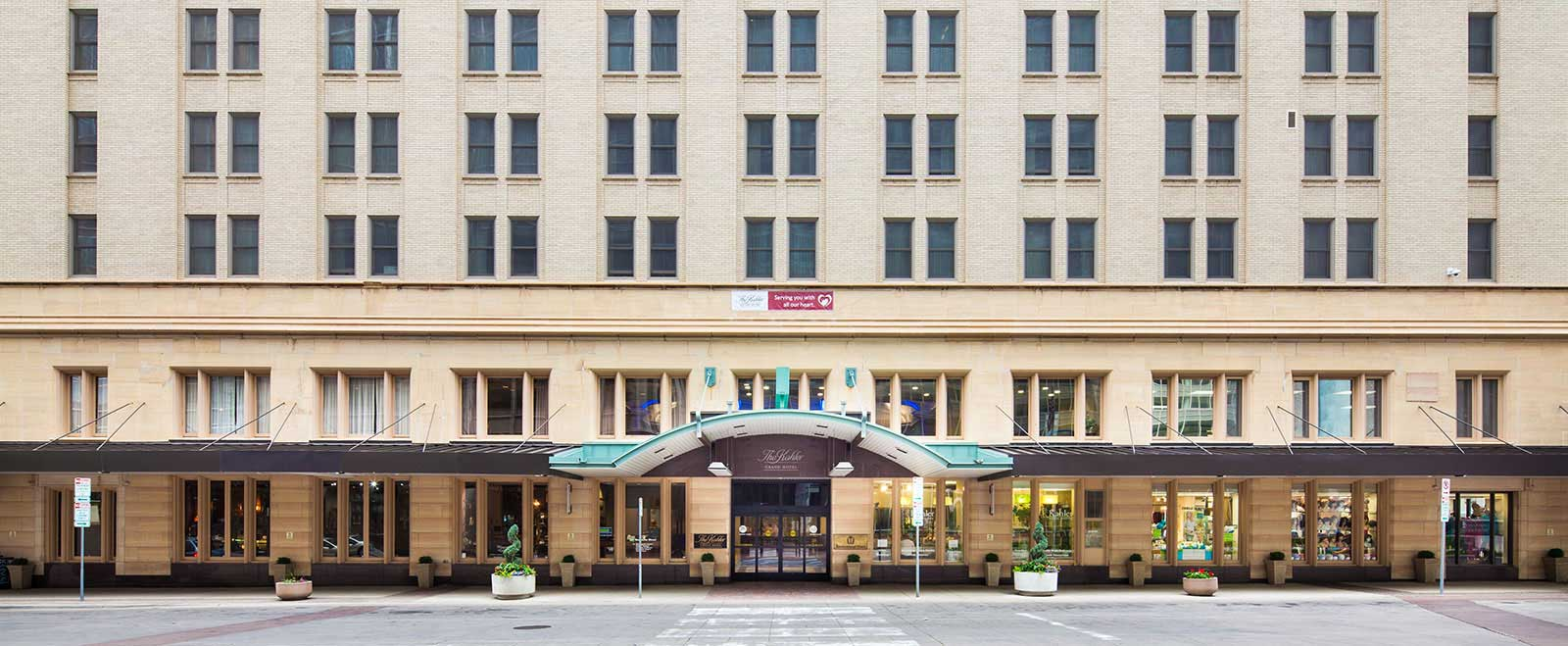 Contact Kahler Hospitality Group Rochester