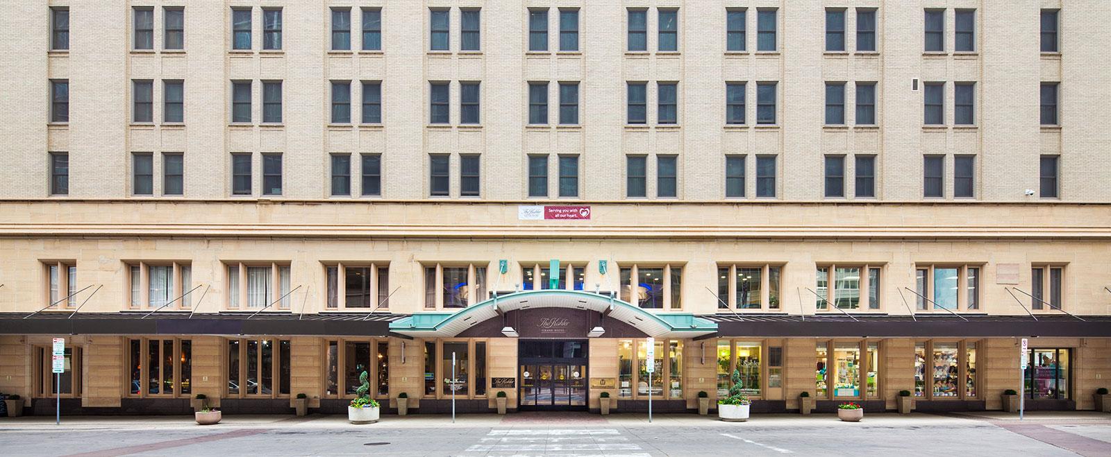 History of Kahler Hospitality Group Rochester, Minnesota