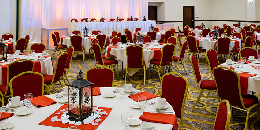 Weddings at Kahler Hospitality Group Hotels