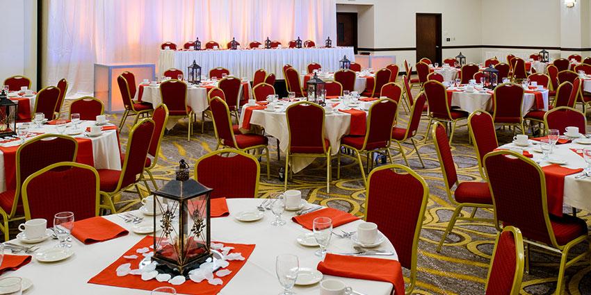 Weddings at Kahler Hospitality Group Hotels