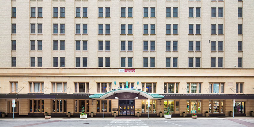 Stay at Kahler Hospitality Group Rochester Hotel